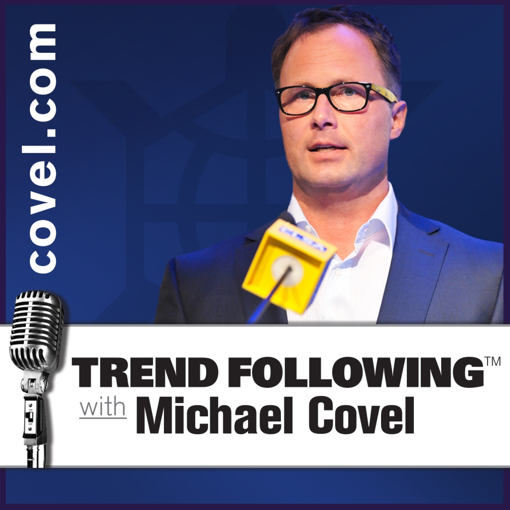 Ep. 804: Larry Hite Interview with Michael Covel on Trend Following Radio