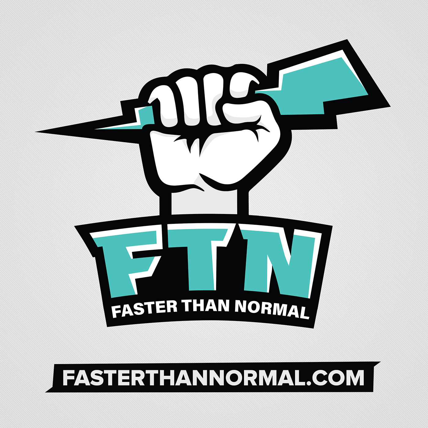 Larry's interview on The Faster Than Normal Podcast